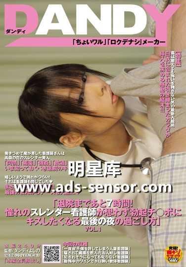 番号dandy-264封面 2011年12月22日发布